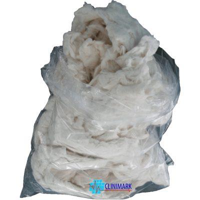 algodón graso para laboratorio