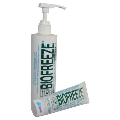 Gel de frío BIOFREEZE