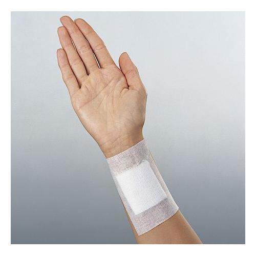 Esparadrapo adhesivo Hypafix de tejido con gasa BSN Medical