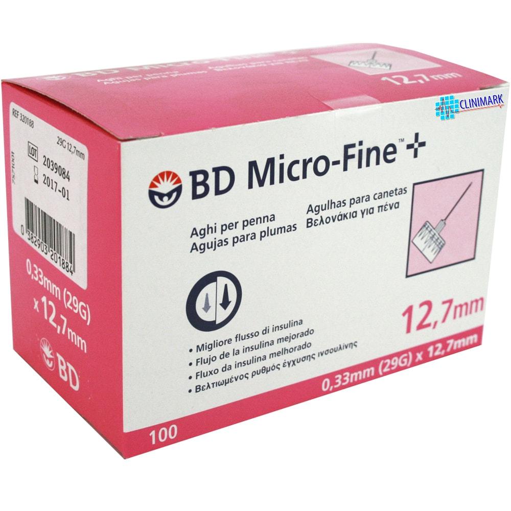 Aguja Micro Fine BD