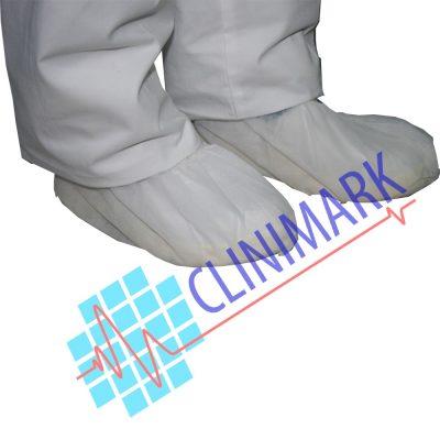 calza blanca de tejido desechable 40 gramos color blanco Unidix