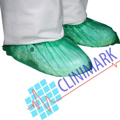 Calza de plástico de color verde Unidix