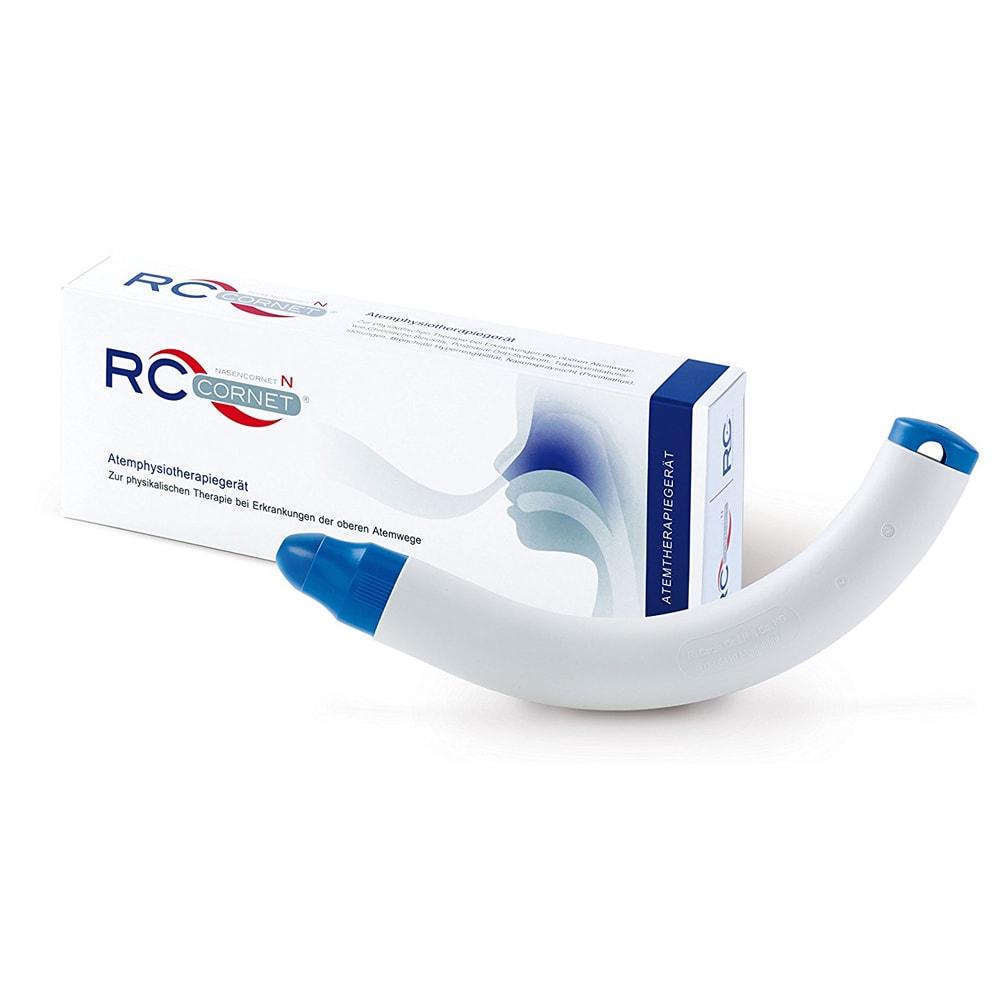 Rc Cornet terapia respiratoria