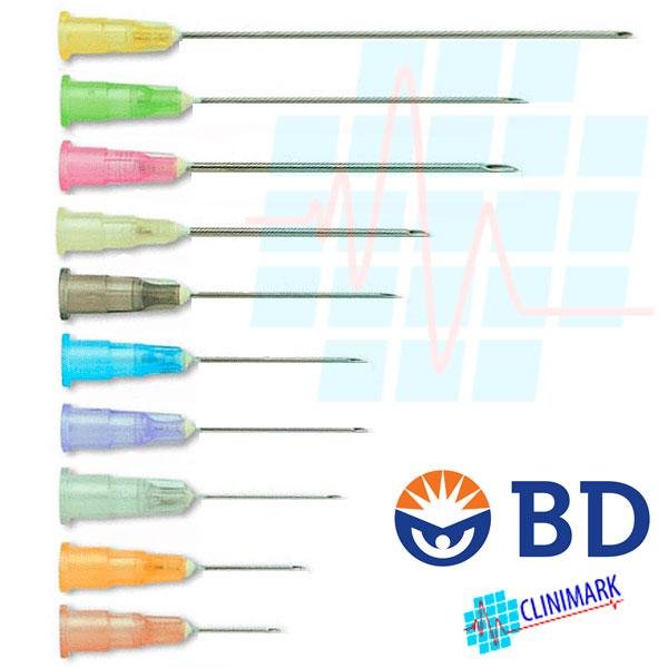 Agujas hipodérmicas BD Microlance 3