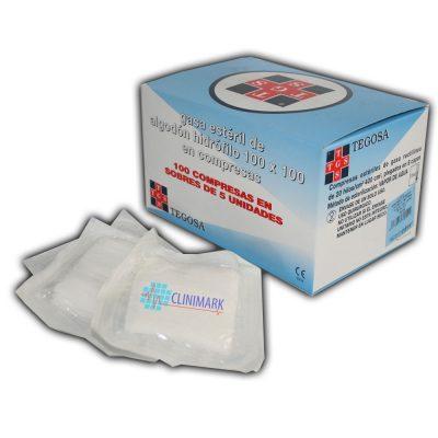 ... Gasa estéril en estuche Tegosa Medical 4 226432bec87b