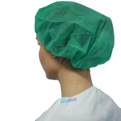 7e1b5b2df75f1 Gorro desechable de enfermera con goma Unidix ®