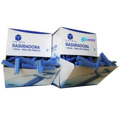 6bac847fab796 Rasuradora de vello no estéril de 1 hoja Unidix ®