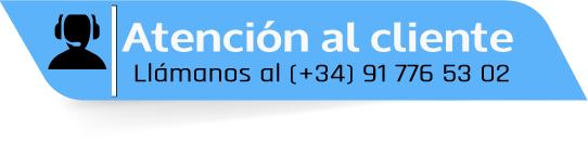 Atención al cliente telefónica y vía email